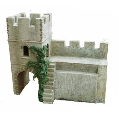 JG Miniatures - M43 k - Roman fort single roman gatehouse with steps