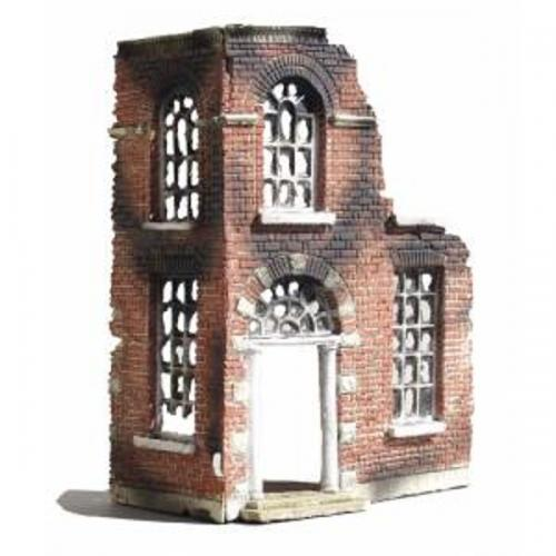 JG Miniatures - M45 - Ruined town house