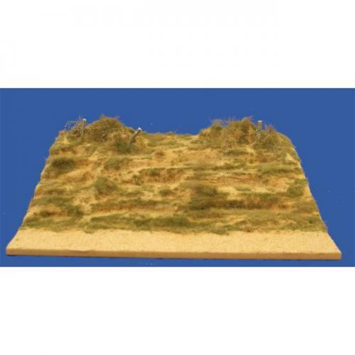 JG Miniatures - M52 - D-day beach section