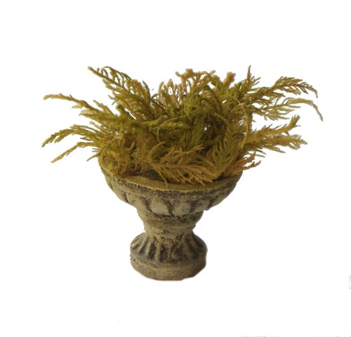 JG Miniatures - MG11 - Urn with ferns