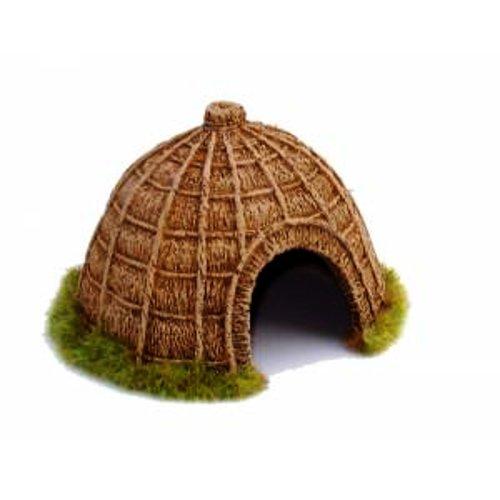 JG Miniatures - N10 - Small zulu hut