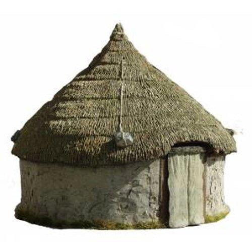 JG Miniatures - N13 - Small celtic hut