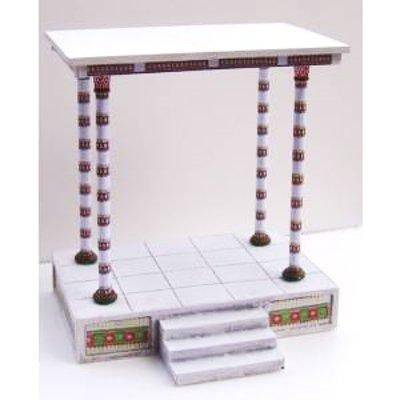 JG Miniatures - N14 - Ancient egyptian podium