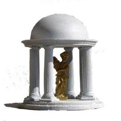 JG Miniatures - N18 - Roman shrine