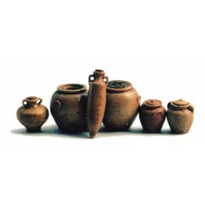 JG Miniatures - N21 - Roman storage jars