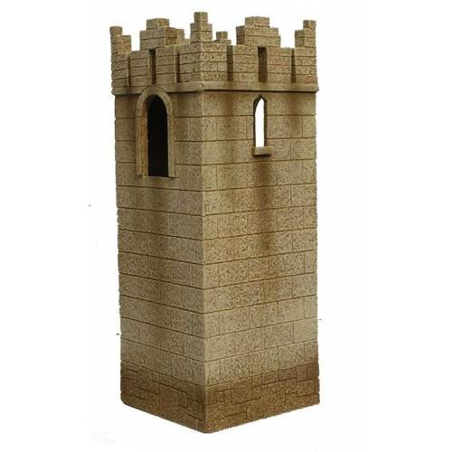 JG Miniatures - N24 - Ancient City Tower