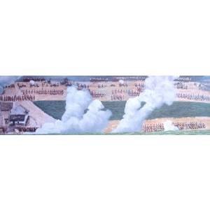 JG Miniatures - P02 - Waterloo poster (91,44 cm X 30,48 cm)