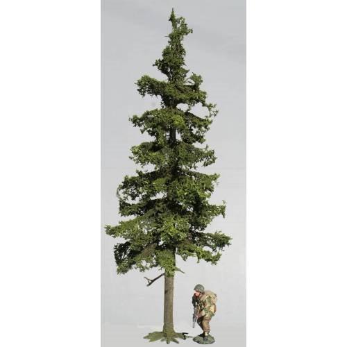 JG Miniatures - S05C - Tall Fir (grand sapin)