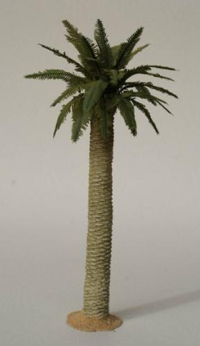 JG Miniatures - S06 - Large date palm tree (grand palmier)
