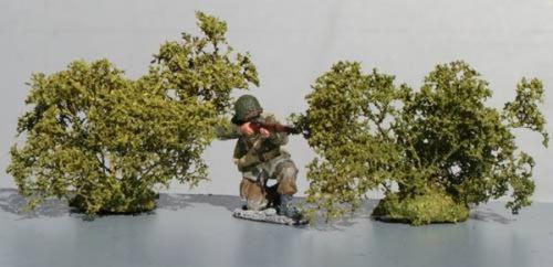 JG Miniatures - S08E - Tall summer bush (grand buisson d'été)