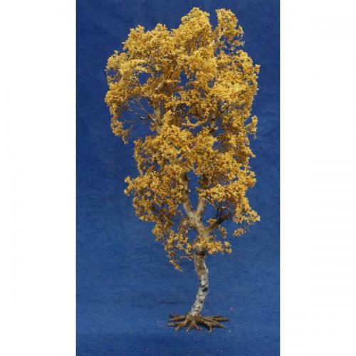 JG Miniatures - S09E - Medium Birch (Autumn) (bouleau en automne médium)