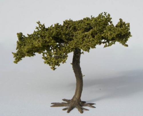 JG Miniatures - S15 - Small accacia tree (petit acacia)