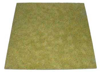 JG Miniatures - S19 - Green grass base (9X12 ou 22,5 cm x 30 cm)