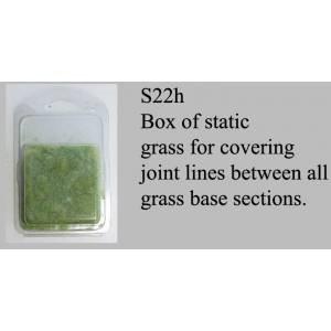 JG Miniatures - S22H - Static grass