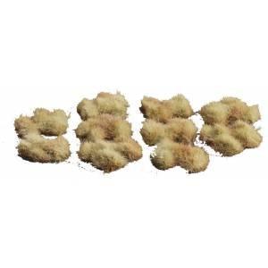 JG Miniatures - S33A - Clumps of short dry grass (grappes d'herbe courte et sèche)