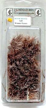 JG Miniatures - S35 - Winter grass (roseaux gélés)