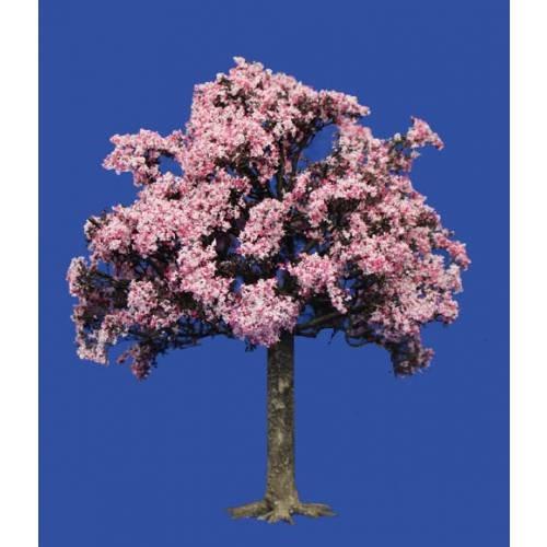 JG Miniatures - S40 - Small flowering cherry tree (petit cerisier en fleurs)