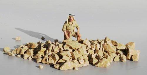 JG Miniatures - S46E - Desert talus (talus du désert)