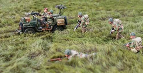 JG Miniatures - TM01 - Long grass mat