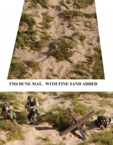 JG Miniatures - TM04 - DUNE MAT