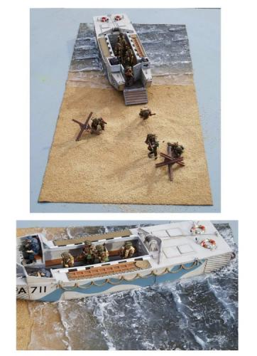 JG Miniatures - TM06 - Beach mat