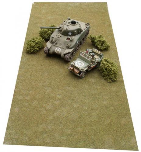 JG Miniatures - TM13 - Short grass mat