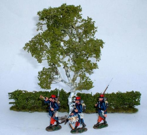 JG Miniatures - S09A - Medium Birch (bouleau de taille medium)