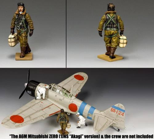 JN005 - Imperial Navy Pilot with parachute