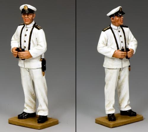 JN011 - Imperial Japanese Navy Officer-of-the-Wathch