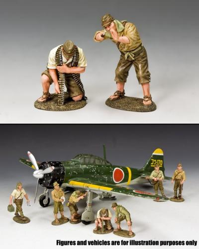 JN021 - Ground Crew Set 2, Imperial Japanese Army