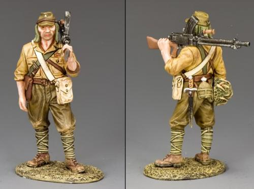 JN034 - Japanese Standing Machine Gunner