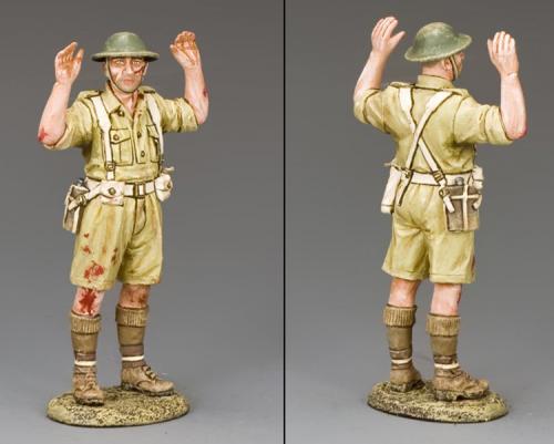 JN039 - Captured British - Empire Soldier