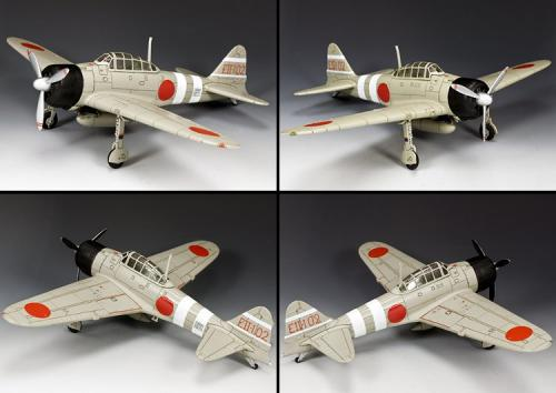JN046 - Imperial Japanese Navy A6M Zero (150  exempliaires produits - limited Edition)