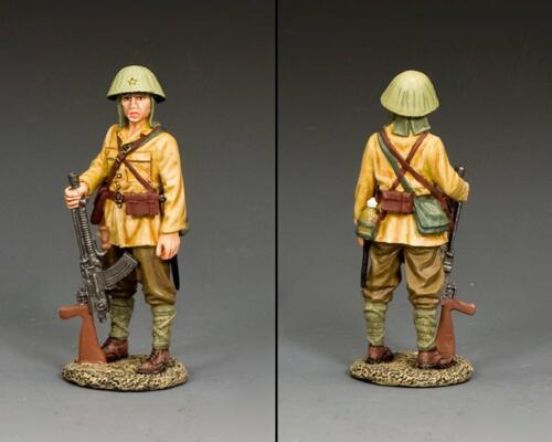 JN071 - Standing I.J.A. Machine Gunner