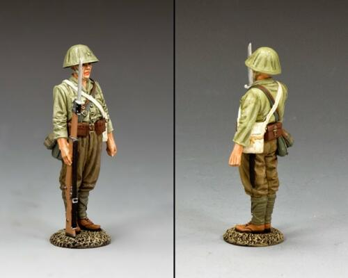 JN072 - I.J.A. Soldier on Guard Duty - disponible début juillet