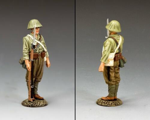 JN072 - I.J.A. Soldier on Guard Duty