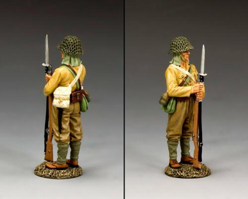 JN073 - I.J.A. Soldier Standing at Ease