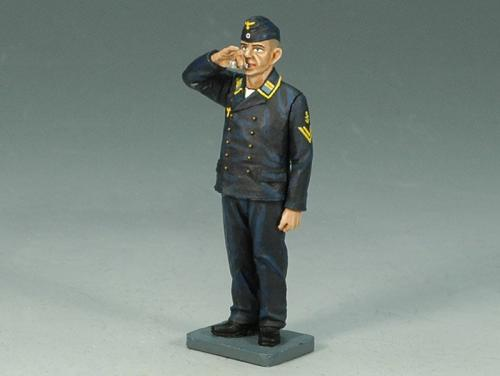 KM005 - Kriegsmarine, Petty Officer with Whistle