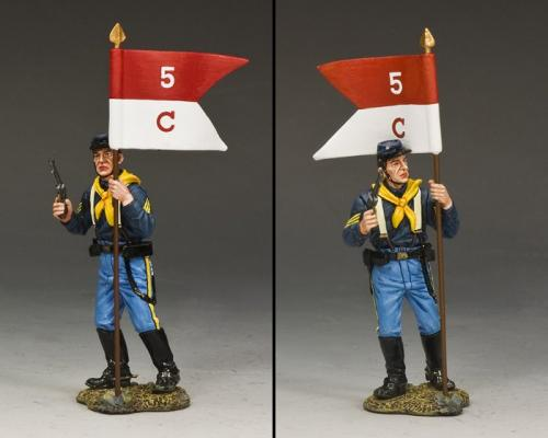 KX025 - The Guidon Sergeant