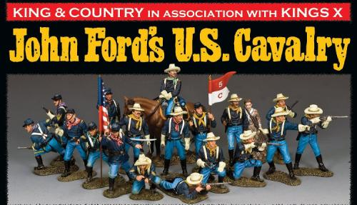 KX - John Ford's US Cavalry