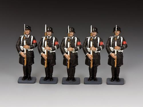 LAH-S02 - Leibstandardarte on Parade set N° 1 - disponible début juillet