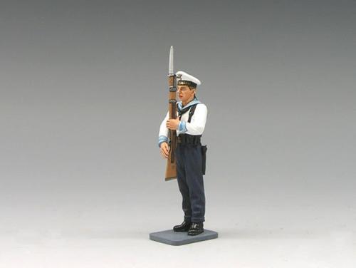 LAH092 - Seaman Presenting Arms