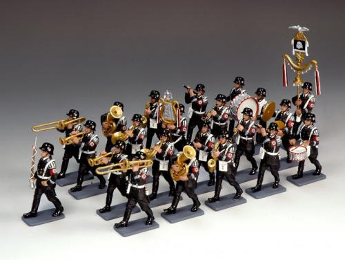 LAH097 - The Leibstandarte Adolf Hitler Regimental Band