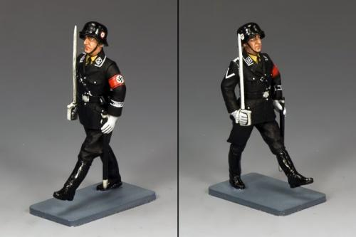 LAH177 - SS Officer with Sword