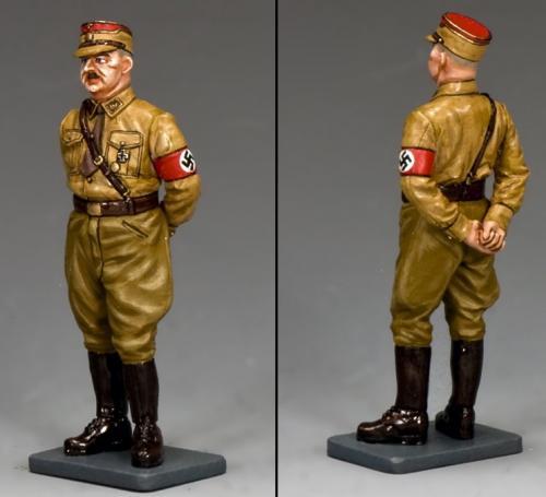 LAH183 - SA Chief Ernst Röhm - article retiré mais encore 1 dernier exemplaire en stock