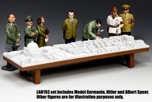 LAH193 - Inspecting Germania