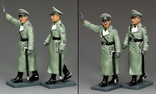 LAH207 - Himmler and Heydrich ... The Deadly Duo (grey version)