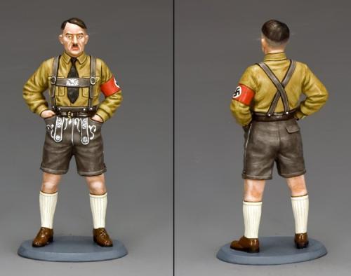 LAH208 - Adolf Hitler Lederhosen
