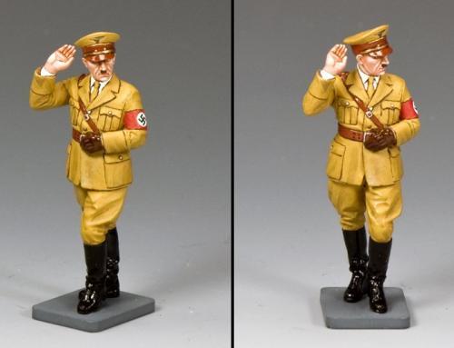 LAH218 - Desr Führer Adolph Hitler on Inspection