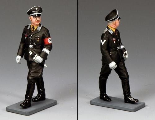 LAH219 - Reichsführer SS Himmler on Inspaction